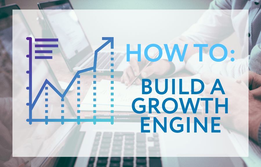 How to build a growth engine blog header image